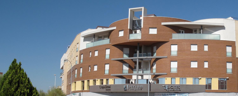 residencial altos Guadiana Mérida altecnic promotora constructora
