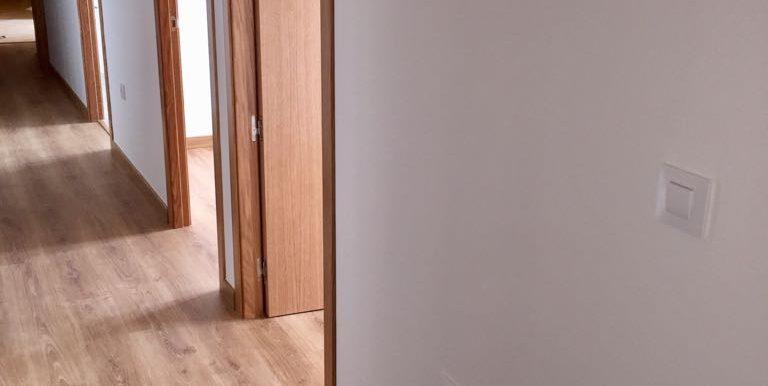 Residencial Los llanos  pasillo altecnic promotora constructora