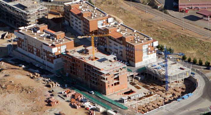 aerea 3  residencial altos Guadiana Mérida altecnic promotora constructora