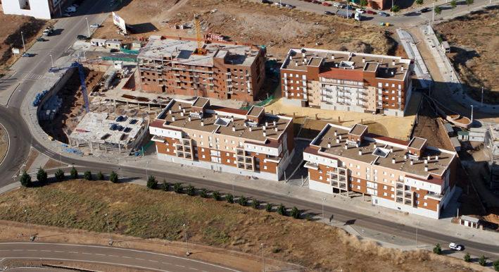 aerea 5  residencial altos Guadiana Mérida altecnic promotora constructora