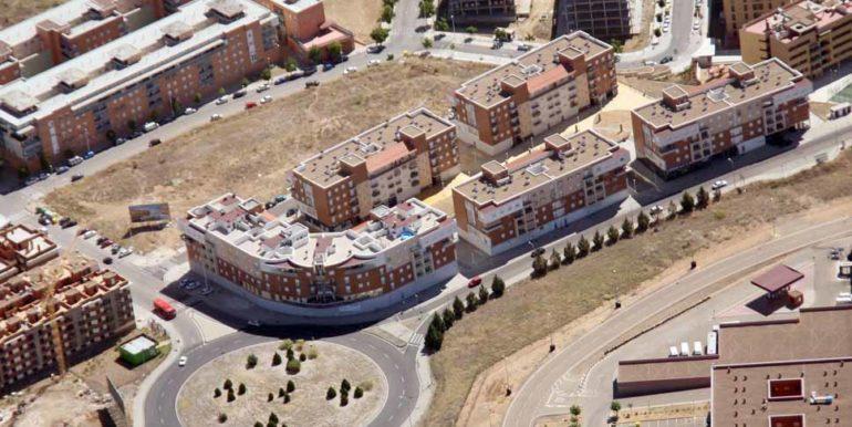 aerea 9 residencial altos Guadiana Mérida altecnic promotora constructora