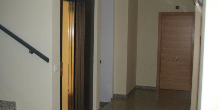 Edificio Jara pisos  rellano 2 altecnic promotora constructora