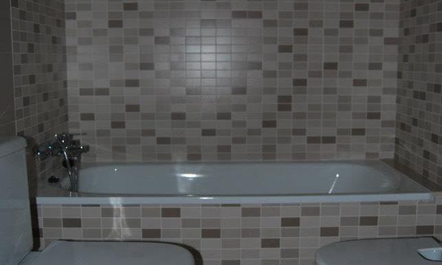 Edificio Jara pisos baño 2-2 altecnic promotora constructora