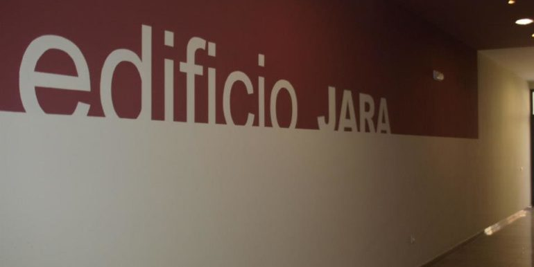 Edificio Jara pisos  rellano  altecnic promotora constructora