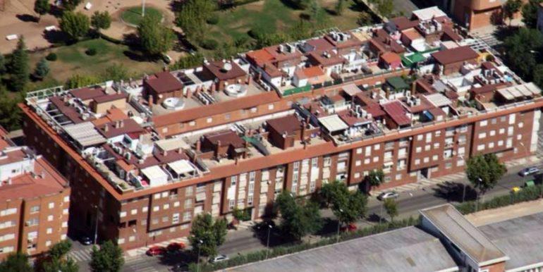 Residencial Bodegones pisos Mérida aereabodegones altecnic_promotora_constructora