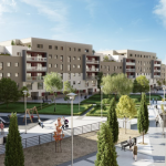 2ª Fase Residencial Campus Residencial Campus Badajoz fase 1 terraza 2 altecnic_promotora_constructora