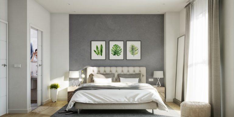 Dormitorio 005 DIA Espejo