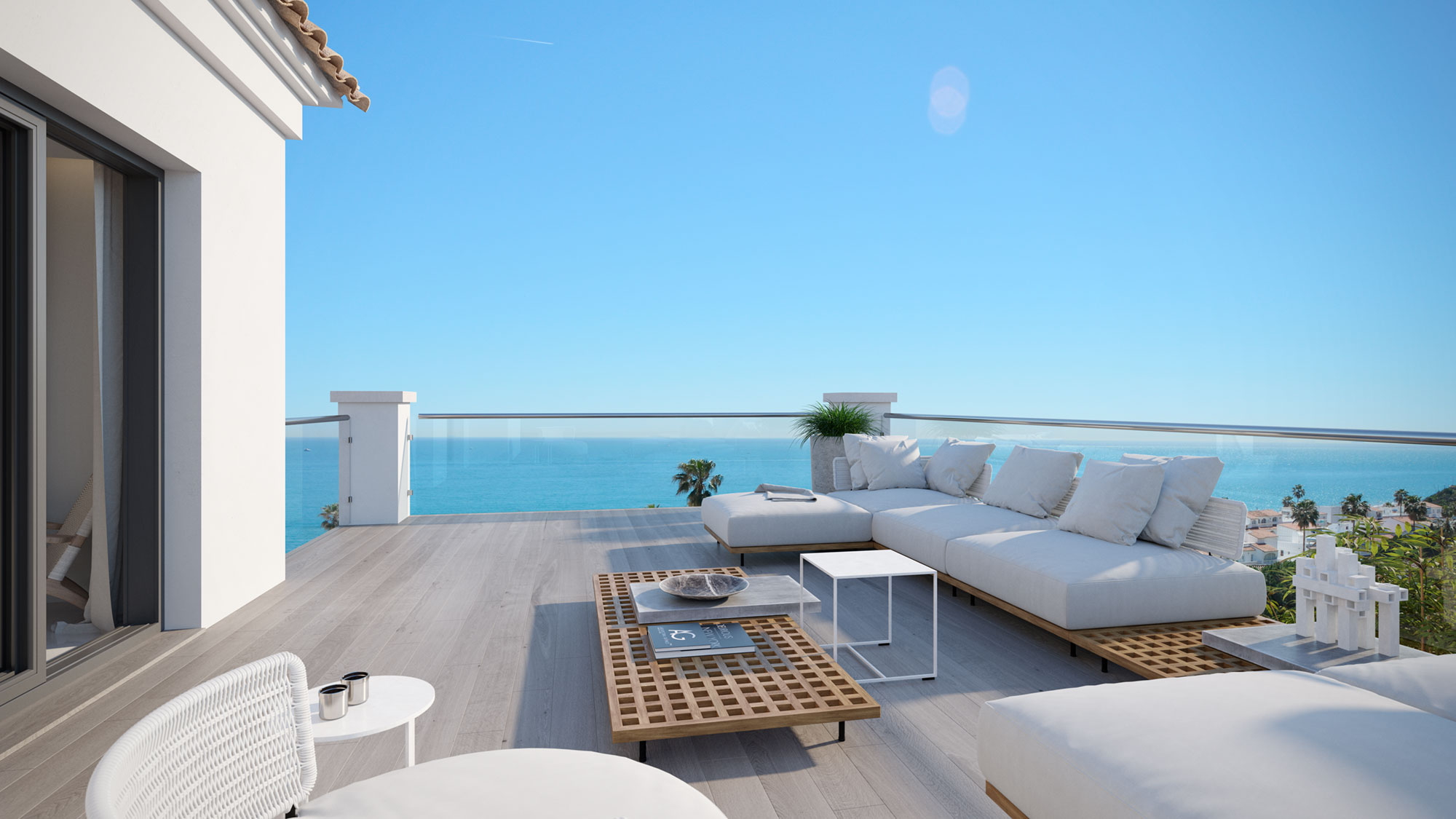 Residencial PALOMA BEACH – MANILVA